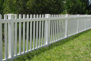 Jamestown Picket Fence Photo 1