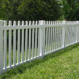 Jamestown Picket Fence Style