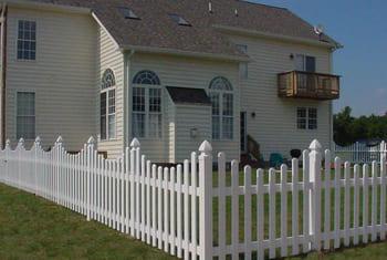 Madison Picket Fence Photo 1