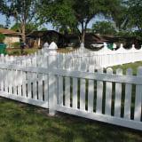 Madison Picket Fence Style