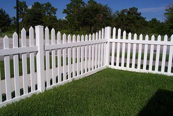 Monroe Picket Fence Photo 1