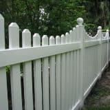Mt. Vernon Picket Fence Style