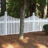 Ornamental Picket Fences Style