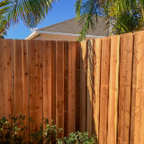 Board-on-Board Privacy Fence Style v2