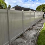 Cambridge Vinyl Privacy Fence Style v2