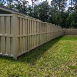 Classic Shadowbox Semi-Privacy Fence Style v2