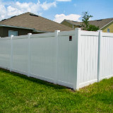 Classic Vinyl Privacy Fence Style v2