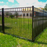 Close Space Picket Aluminum Fences Style v2