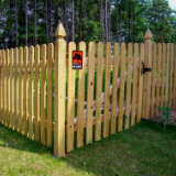 Dog Ear Picket Fence Style v2
