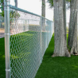 Galvanized Chain Link Fences Styles v2