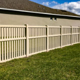 Outer Banks Semi-Privacy Fence Style v2