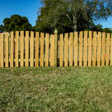 Scallop Cut Picket Fence Style v2