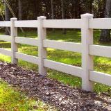 Vinyl Horse Fence Style v2