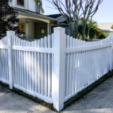 Vinyl Picket Fences Style v2