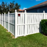 Vinyl Semi-Privacy Fences Style v2