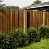 Wood Privacy Fences Style v2