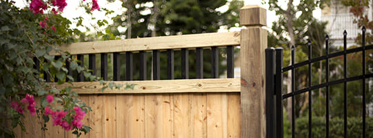 How A New Fence Can Improve Your Home Value