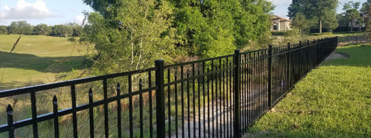 The Benefits of an Aluminum Fence