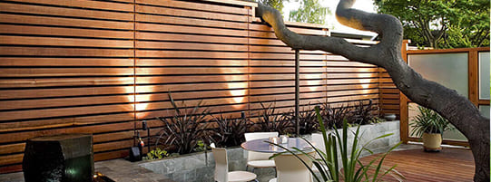 Modern Fencing for A Modern Home